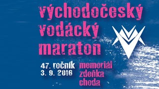Invitation to 47th River Marathon in East Bohemia
