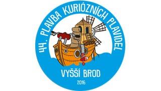 Pozvánka na 44. Plavbu kuriózních plavidel, termín 3.9.2016