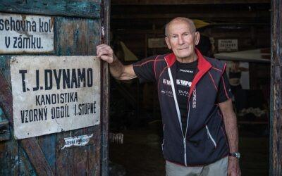 (Česky) Slavomír Ciboch na startu KVM